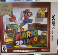 3DS SUPER MARIO 3D LAND NINTENDO SELECTS 2DS BRAND NEW SEALED