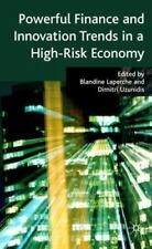 Powerful Finance and Innovation Trends in a High-Risk Economy, , Very Good Book