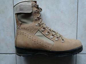 chaussures randonnée modèle militaire MEINDL - sable - taille 42 - NEUF