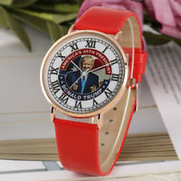 2020 Election Presidential Campaingn Quartz Watch Leather Band Strap Analog Dial