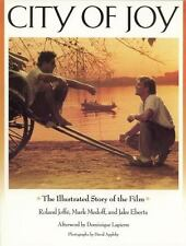 City of Joy: The Illustrated Story of the Film (Newmarket Pictorial Moviebook)