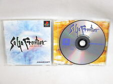 SAGA FRONTIER PS1 Playstation Square Japan Video Game p1