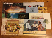 8 Calendars of Jehovah's Witnesses 1999-2016 (Watchtower)