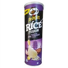 Pringles Teriyaki | Pringles Crisps | Rice Flavored BBQ Teriyaki Pringles Chips