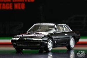 [TOMICA LIMITED VINTAGE NEO 1/64] Ferrari 412 (Black)
