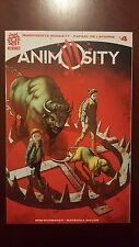 ANIMOSITY 4 FIRST PRINT- UNREAD UNOPENED! Aftershock Comics! - NM OR BETTER COND