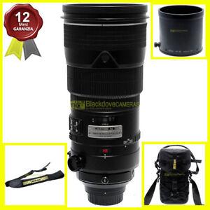 Nikon AF-S Nikkor 300mm f2,8 G ED VR Teleobiettivo Full Frame per fotocamere