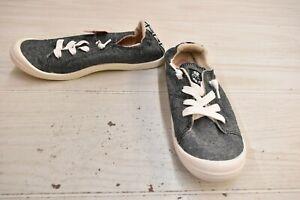 Roxy Bayshore III Comfort Shoes, Women's Size 9 M, Black NEW