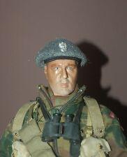 1/6 WW2 Polish Airborne beret & metal badge