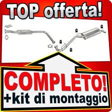 Scarico Completo RENAULT CLIO I 1.2 1.4 Marmitta 786