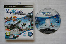 My Sims Sky Heroes  PS3 Game - 1st Class FREE UK POSTAGE