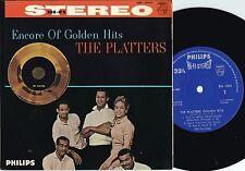 Platters JAP Reissus EP Golden hits EX Philips SM3001 R&B Doo Wop