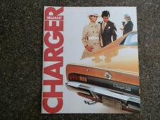 CHRYSLER VALIANT 1971 VH CHARGER BROCHURE PLUS COLOUR CHART 100% GUARANTEE.