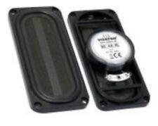 "Visaton Full-range speaker 4 x 9cm (16"" x 3.5"") 8 Ohm 5 W (SC 4.9 FL,  8 OHM)"