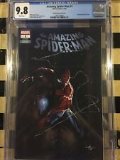Amazing Spider-Man (2018) #1 CGC 9.8 Dell'Otto IGComicStore C Variant! Only 600!