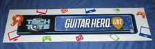 GUITAR HERO LIVE Toys R Us Exclusive Display/Sign (LARGE 4' x 1')   Tech Toys