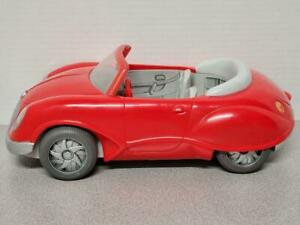 Fisher Price Loving Family Red Convertible Sports Car