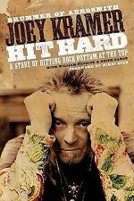 Hit Hard: A Story of Hitting Rock Bottom at the Top by Joey Kramer (Hardback)