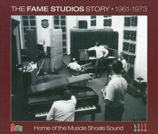 The Fame Studios Story: 1961-1973 [Box] by Various Artists (CD, Nov-2011, 3...