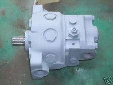 John Deere 770 hydraulic radial piston pump exchange