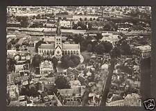 EPERNAY (51) RESEAU FERROVIAIRE & USINE aérienne 1952