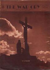 3-16-1940 The War Cry Salvation Army Magazine Atlanta Georgia Southern Territory