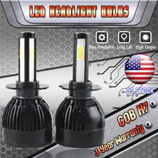 H7 COB LED Headlight Bulb Kit for Volkswagen VW Passat 2001-2017 Jetta 2006-2017