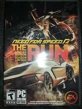 PC-DVD Need for Speed The Run Limited Edition |BRAND NEW SEALED