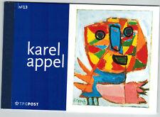 Nederland  Prestigeboekje 13 Karel Appel  (pr13)