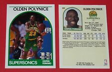 # 152 OLDEN POLYNICE SEATTLE SUPERSONICS 1989 NBA HOOPS BASKETBALL CARD