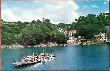 Bodinnick Ferry, Fowey, Cornwall Postcard