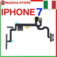 Flex Flat IPHONE 7 VOLUME + ON/OFF Accensione + TASTI LATERALI TASTO POWER MUTE