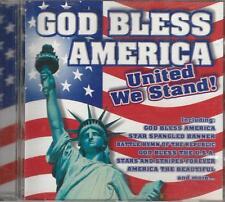 Music CD God Bless America United We Stand