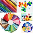 50x40cm Non Woven Felt Fabric Sheets For DIY Craft Supplies Scrapbooks colors F