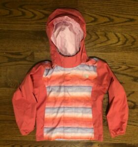 The North Face DryVent Lightweight Girls Jacket Size XS / Size 6 Multi-Color