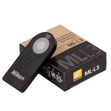ML-L3 IR WIRELESS REMOTE CONTROL for NIKON D3000 D3200 D5000 D5100 D40X