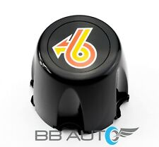 NEW 1986-1987 BUICK REGAL GRAND NATIONAL Turbo 6 Black Wheel Hub Center Cap