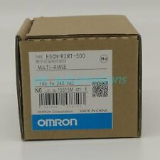 NEW IN BOX OMRON Temperature Controller E5CN-R2MT-500 One year warranty &PA