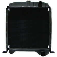 1347609C1 Radiator for Case IH Skid Steer Loader 1840 1845C W/ Diesel