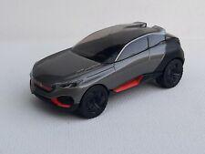 Norev 3 inches 1/60. Peugeot concept  Quartz Gris  . Neuf en boite