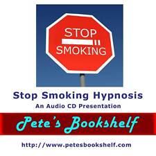 Stop Smoking Hypnosis NLP - Audio CD