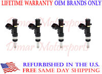 OEM Fuel Injector Set 2008-2010 LANCER 2.0L
