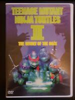Teenage Mutant Ninja Turtles 2 The Secret of the Ooze KIDS DVD BUY 2 GET 1 FREE