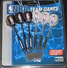 Dallas MAVERICKS ~ Steel Tip Darts  Set of 6 Darts