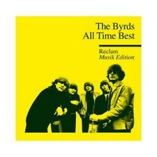 THE BYRDS - ALL TIME BEST (RECLAM MUSIK EDITION 24)  CD  27 TRACKS POP  NEW+