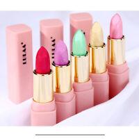 Makeup matte Lippenstift Lipgloss Lipstick glänzend Lippenbalsam Langlebig J/