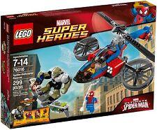 LEGO® Marvel Super Heroes 76016 Rettung mit dem Spider-Helikopter NEU OVP NEW
