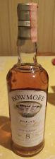 Bowmore Islay Single Malt Scotch Whisky Aged 8 Years Exclusive Italian Import