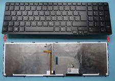 Teclado sony vaio sve1713c5e sve171c11m sve171a11m retroiluminada iluminación Keyboard