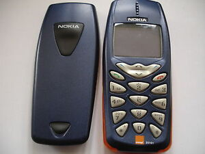 NOKIA 3510I MOBILE PHONE SOLID BUILDERS RUGGED 9M GUARANTEE MAINS PLUG OPTION